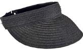 San Diego Hat Company Women's Ultrabraid Visor with Tie Back UBV013