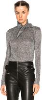 Isabel Marant Lurex Knit Sweater