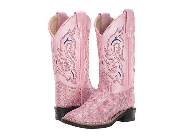 29f9a1d44cd Old West Kids Boots Mia (Toddler/Little Kid)
