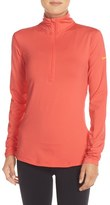 Nike Women's Pro Warm Dri-Fit Pullover