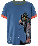 Monsoon Lionel Lion Short Sleeve Tee