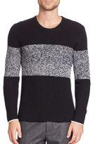 Rag & Bone Roscoe Crewneck Long Sleeve Pullover