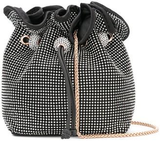 Sophia Webster Emmie crystal-embellished bucket bag