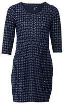 Dorothy Perkins Womens *Izabel London Navy Geometric Print Shift Dress, Navy