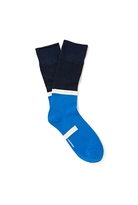 Country Road Rib Colour Block Sock
