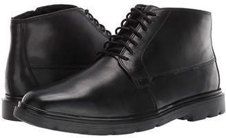 Bostonian Luglite Mid (Black Leather) Men's Shoes