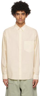 Jacquemus Off-White La Chemise Simon Shirt