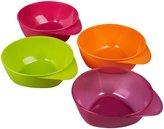 Tommee Tippee Easy Scoop Bowl - Pink/Purple/Light Blue - 4 ct