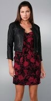 YAYA AFLALO Waldorf Leather Jacket
