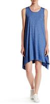 Max Studio Sleeveless Trapeze Dress