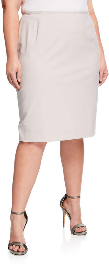 a3b3ad203 Gray Plus Size Skirts - ShopStyle
