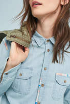 Mother Chambray Buttondown