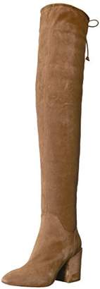 Aquatalia Women's Florencia Suede Over The Knee Boot