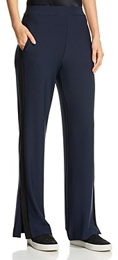 Lysse Dorsey Side Stripe Wide-Leg Pants