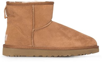 UGG Classic Mini II shearling ankle boots