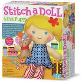 4M Stitch a Doll and Pet Puppy Kit
