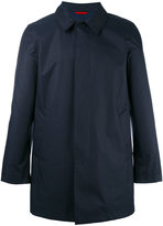 Fay plain raincoat - men - Cotton/Polyamide/Polyester - M