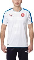 Puma 2016/17 Czech Republic Away Replica Jersey