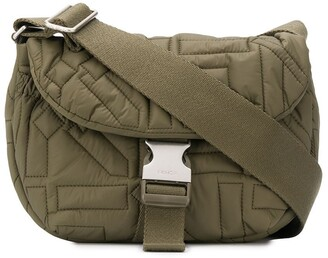 Kenzo small Arctik quilted shoulder bag