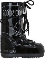 Moon Boot Darth Vader Printed Snow Boots
