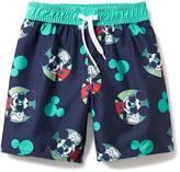 Old Navy Disney© Mickey Mouse Swim Trunks for Toddler