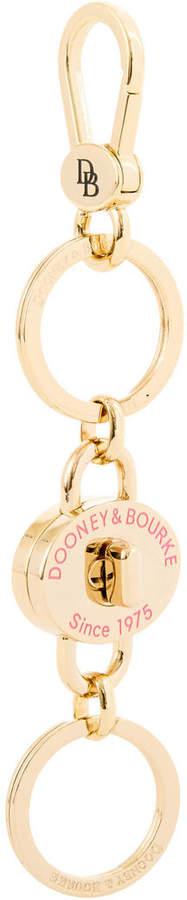 Dooney & Bourke Turnlock Valet Key Fob