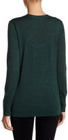 Halogen Lightweight Merino Wool Cardigan (Petite)