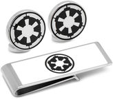 Star Wars STARWARS Imperial Empire Cuff Links & Money Clip Gift Set