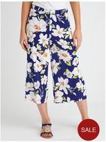 Joe Browns Floral Culotte Trousers