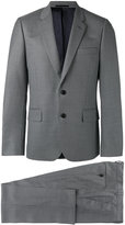 Paul Smith houndstooth two-piece suit - men - Viscose/Wool - 52