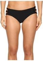 Mikoh Swimwear Barcelona Fuller Coverage Bottom