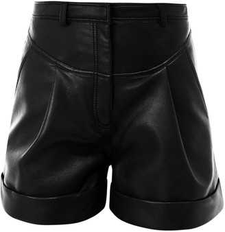 Philosophy di Lorenzo Serafini High-Waisted Panelled Shorts