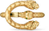 Gucci Dionysus bracelet in yellow gold with diamonds