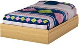 Green Baby South Shore Popular Collection Full (54'') Mates Bed - Natural Maple