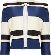Linea Made in britain stripe jacket