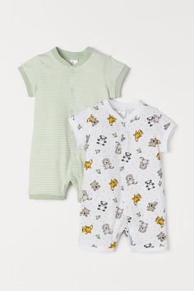 H&M 2-pack Cotton Sets