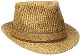 Stetson Men's Matte Toyo Fedora Hat