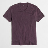 J.Crew Factory Heathered V-neck T-shirt