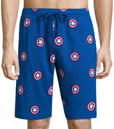 Marvel Captain America Knit Pajama Shorts