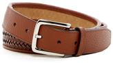 Cole Haan Santa Croce Woven Leather Belt