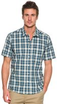 Quiksilver Everyday Check Ss Shirt