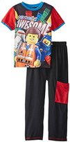 Lego Boys 8-20 Movie Awesome Pajama Set