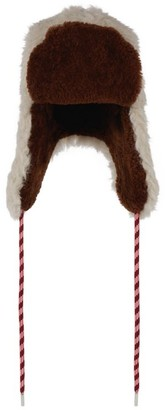Moncler Shearling Trapper Hat