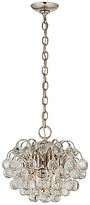 AERIN Bellvale Small Chandelier - Polished Nickel