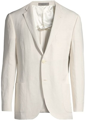 Corneliani Gate Patch Pocket Sport Coat