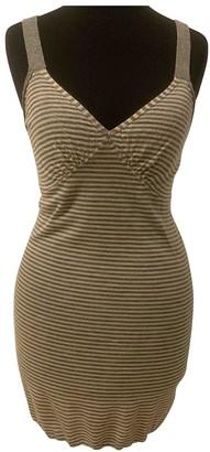 Derek Lam Grey Cashmere Dress for Women