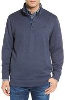 Travis Mathew Men's 'Wall' Mock Neck Pullover