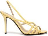ALEVÌ Milano yellow tiffany sandal