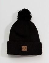 Dc Guetto Bobble Hat In Black