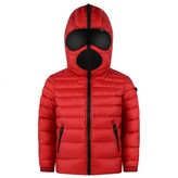 AI Riders On The Storm AI Riders On The StormRed Down Padded Coat